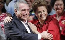 Os escandalosos gastos da chapa Dilma-Temer na campanha de 2014