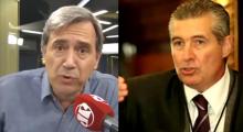 O embate ao vivo entre um corajoso jornalista e um 'covarde' desembargador (veja o vídeo)
