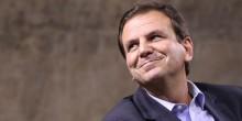 Paes diz sentir 'ciúmes' do próximo prefeito