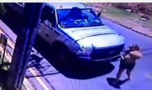 Câmera flagra ação de bandidos em Macaé-RJ (Veja o vídeo)