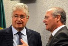 Vale relembrar o dia em Danilo Gentili encurralou Requião e Renan (Veja o vídeo)