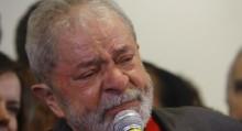 Lula sente na pele o peso da hostilização num evento de militantes de esquerda