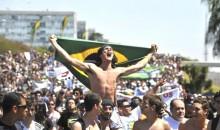 A nação enraivecida: Protesto em Brasília é contra todos os políticos (veja o vídeo)