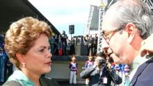 PT admite ao STF acordo com Eduardo Cunha (veja o vídeo)
