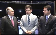 Senadores fazem alerta decisivo para sobrevivência da Lava Jato (veja o vídeo)