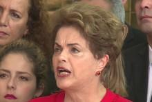 'João Santana é um mentiroso', ataca Dilma Rousseff