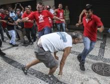 Acabou o plano de confronto em Curitiba e isso desespera o PT