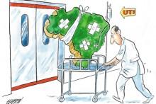 A parada institucional e o Brasil na UTI