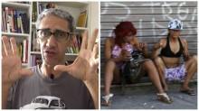 Ex-viciado em crack relata com propriedade toda a verdade sobre a Cracolândia (veja o vídeo)