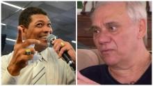 Em ato desumano, Valdemiro Santiago tripudia sobre doença de Marcelo Rezende (veja o vídeo)