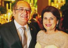 A pauta do lauto jantar oferecido pelo casal Gilmar e Guiomar para Temer, Moreira e Padilha (veja o vídeo)