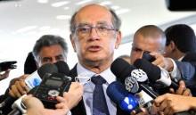Gilmar Mendes, antes de eventual impeachment, deve renunciar para ser candidato em 2018