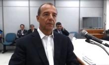 Cabral simula indignação, mas não convence