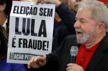 Lula não quer ser candidato, a luta é tão somente para escapar da prisão