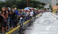 Fugindo do socialismo bolivariano, mais de 6,4 mil venezuelanos solicitam refúgio no Brasil