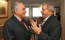 Temer e Lula, mesma tática, mesmo 'modus operandi' e defesas idênticas