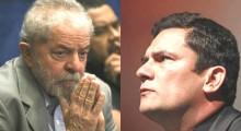 Lula e Moro, a diferença crucial no tratamento dos amigos