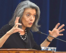 Ministra Cármen Lúcia finalmente enquadra Gilmar Mendes