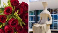 A repercussão no STF das flores para Gilmar