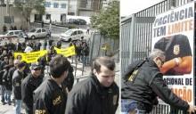 Reunião da PF coloca a corporação nas ruas ao lado da população (veja o vídeo)