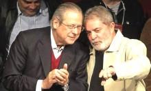 O fatídico dia 13: Lula depõe e Zé deve voltar para o xilindró