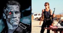 """""""She'll be back!"""" - Exterminador do Futuro 6 traz Linda Hamilton de volta e reúne Schwarzenegger e James Cameron"""