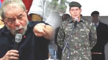 Recado de Mourão foi dirigido a Lula