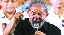 """Lula parte para ameaças explícitas e recorre até ao """"demônio"""" em discurso em Brasília"""