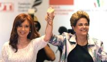 Argentinos conferem imunidade à Cristina