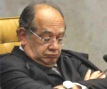 Gilmar foi o voto decisivo para a soltura de José Dirceu