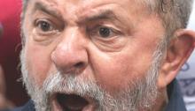 Caravana revela a Lula que 54% de rejeição valem mais do que 30% de intenção de votos