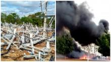 Destruição de fazenda na Bahia teve efetivamente o apoio do MST (veja o vídeo)
