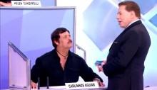 Silvio demite Carlinhos Aguiar e bate a porta na cara do ator (veja o vídeo)