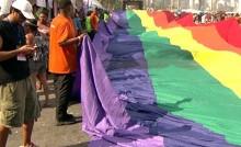 Mesmo com apoio da Globo, parada gay é fracasso de público (veja o vídeo)
