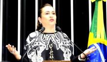 Senadora, expulsa do PMDB, se despede com baixaria e deve ingressar no PT (veja o vídeo)