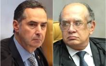 Implacável, Barroso dá nova descompostura em Gilmar (Veja o Vídeo)