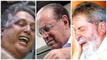 Eles, covardes, só choram por si mesmos...