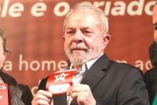 Lula cuida pessoalmente do esquema de ataques ao TRF-4