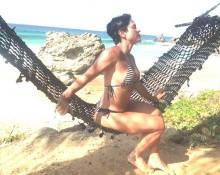 A farra e o belo corpo da ministra Cristiane Brasil