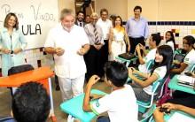 Doutrinar os alunos do ensino médio é um sonho de Lula