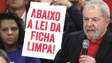 Nova trama diabólica do PT prevê o fim da Lei da Ficha Limpa