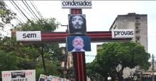 Petistas causam revolta com comparação de criminoso com Jesus