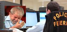 PF monitora todos os passos de Lula