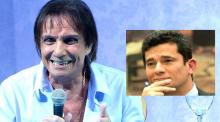 Roberto Carlos rasga de elogios a atuação de Moro contra a corrupção