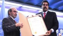 """Graziano, a serviço de Lula, concedeu honraria a Maduro por sua """"luta contra a fome"""" (Veja o Vídeo)"""