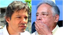 "Haddad revelou a FHC o plano ""B"" de Lula. Caberá a PF impedir..."