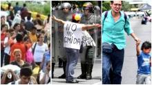 Você nunca verá na TV: A verdade sobre o êxodo do povo venezuelano (Veja o Vídeo)