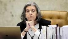 Cármen Lúcia se isola para suportar a pressão em favor de Lula