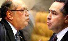 Barroso novamente desmoraliza Gilmar