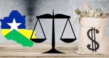 Rondônia: 2 milhões, em média, de auxílio moradia retroativo para cada magistrado